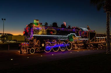CP Holiday Train, Canadian Pacific Holiday Train, Polar Express