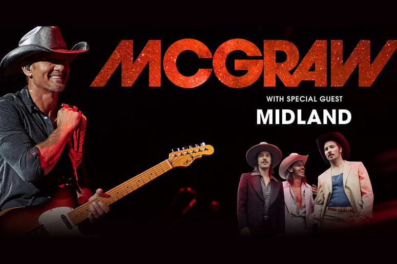 Tim McGraw and Midland at 2021 Minnesota State Fair