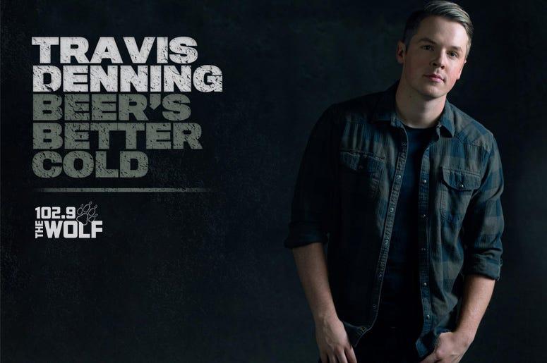 Listen to win Travis Denning's new EP