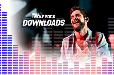 Wolfpack Download: Thomas Rhett