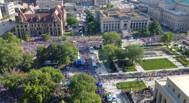 Stanley Cup Final Game 6 Watch Party St. Louis Blues