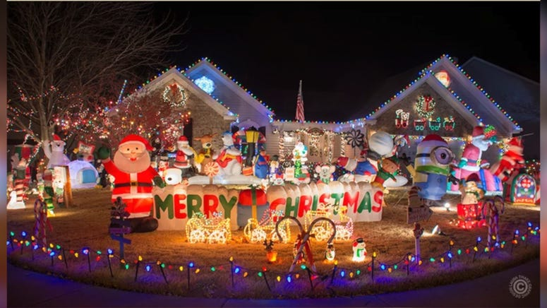 Christmas Music St Louis Radio 2020 BEST LIGHTS IN STL: See the 10 best home light displays in the