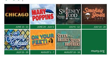 The Muny announces the 2020 season of shows.