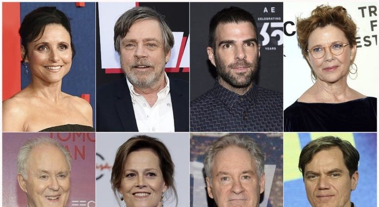 Hollywood reads Mueller Report