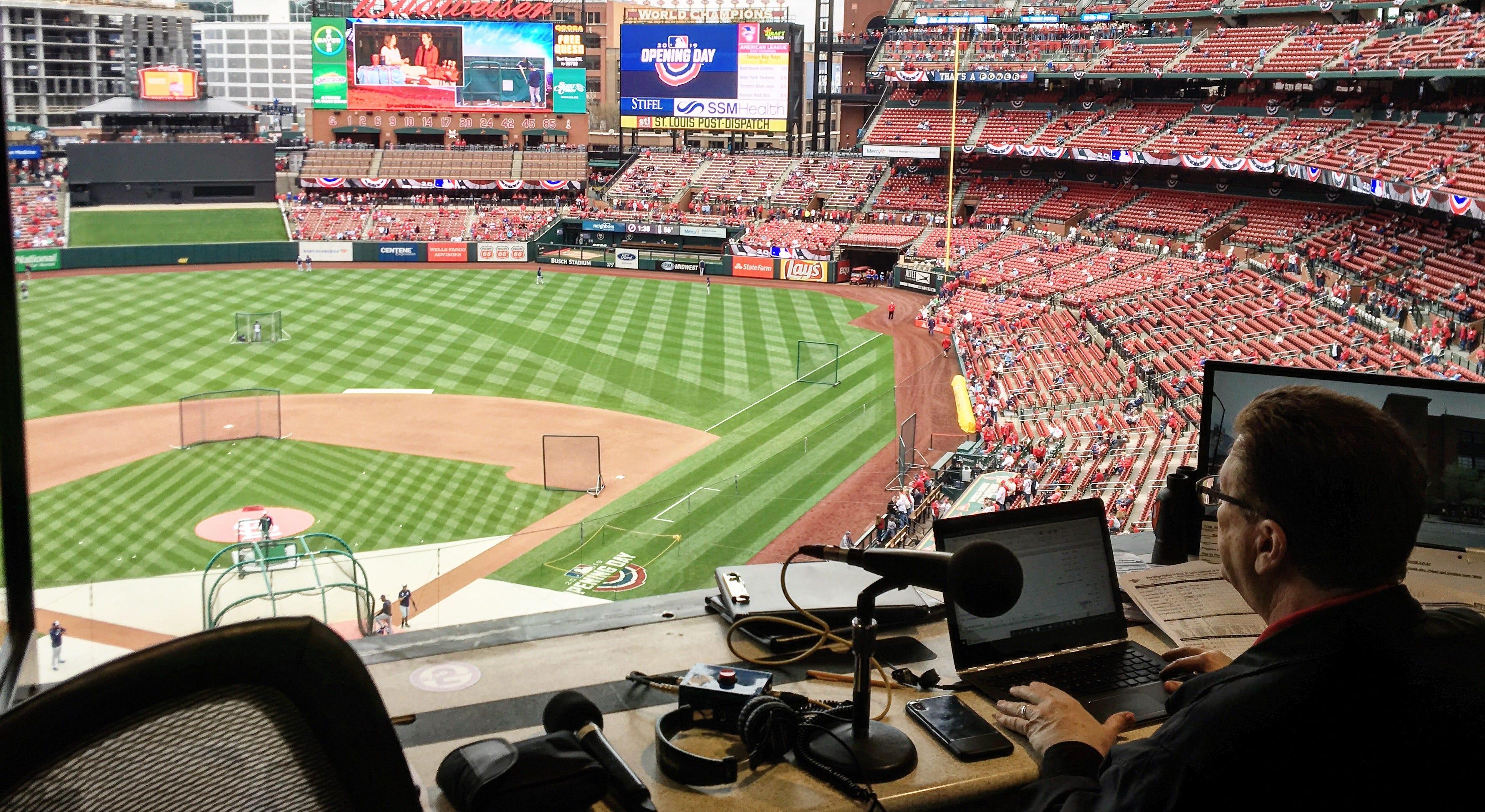 Cardinals, KMOX announce broadcast partnership extension
