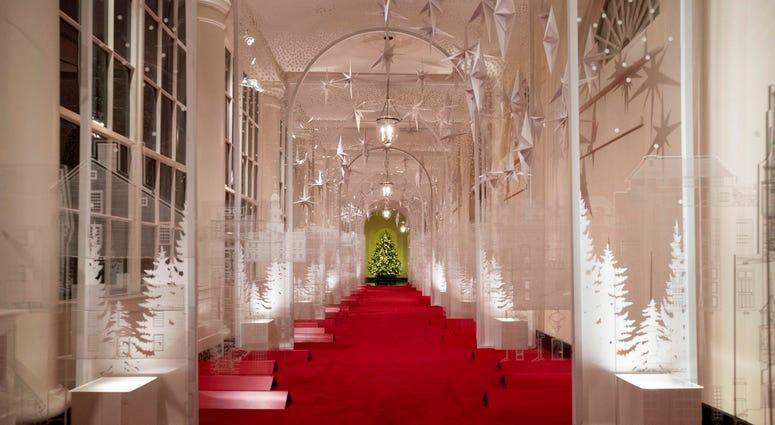 White House Christmas 2019