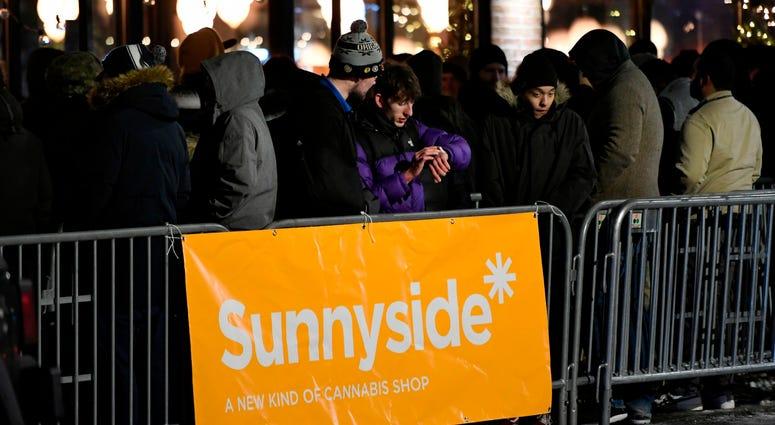 Sunnyside dispensary