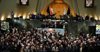 Iran lawmakers