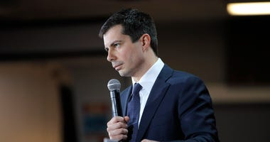 Former South Bend Mayor Pete Buttigieg
