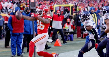 Kansas City Chiefs AFC Championship game