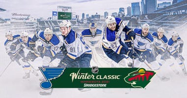 St. Louis Blues in 2021 NHL Winter Classic
