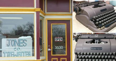 Jones Typewriter Co in Maplewood