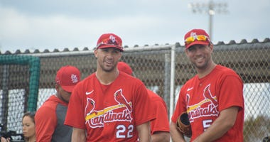 Jack Flaherty, Adam Wainwright
