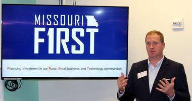 Former Missouri State Treasurer and new state Attorney General Eric Schmitt.
