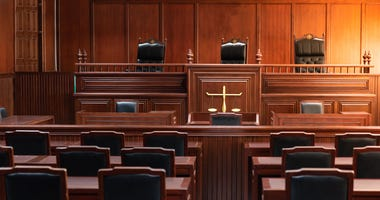 Courts face challenge fitting juries into social distancing