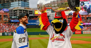 blues, stanley cup, busch stadium