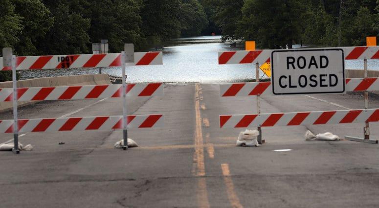 Southern Illinois flooding