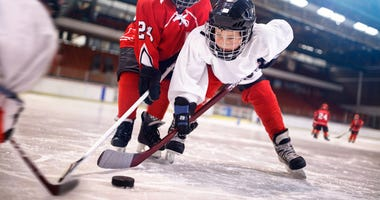 Ice hockey is considered a high risk sport under many guidelines