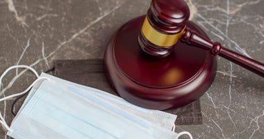 Coronavirus impacts how courts operate