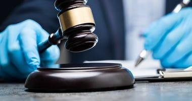 Coronavirus impact on courts