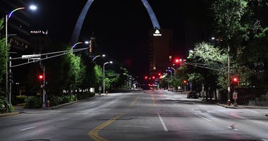 arch, St. Louis,