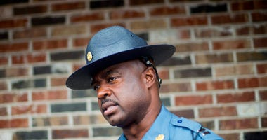 Missouri State Highway Patrol Captain Ron Johnson