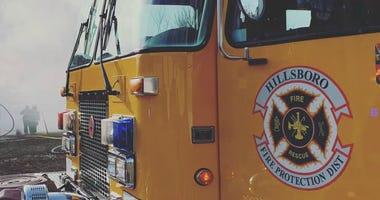 Hillsboro Fire Department