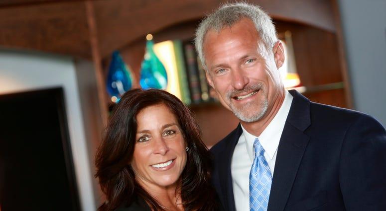 Ken and Lori Heise