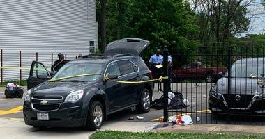 homicide, St. Louis