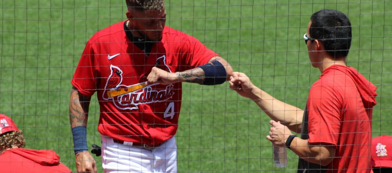 BIRDS ARE BACK: Cardinals start Summer Camp at Busch Stadium