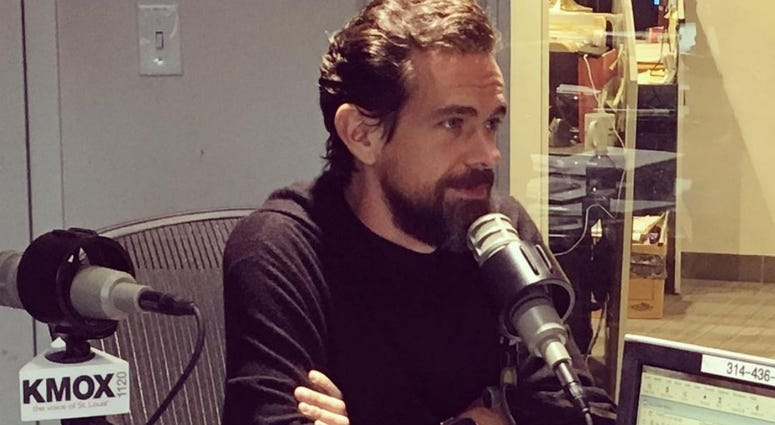 Twitter co-founder and CEO, Square CEO, and St. Louisan Jack Dorsey
