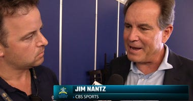 Golf on CBS's Jim Nantz with KMOX's Tom Ackerman.