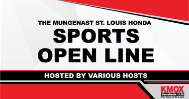Sports Open Line Cover Image