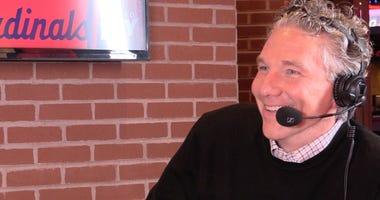 St. Louis Cardinals general manager Mike Girsch.