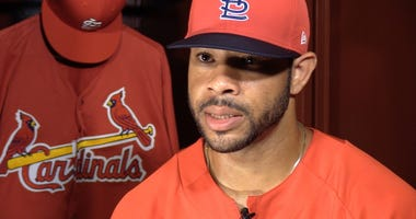 St. Louis Cardinals center fielder Tommy Pham sits down for his Inside Pitch interview.