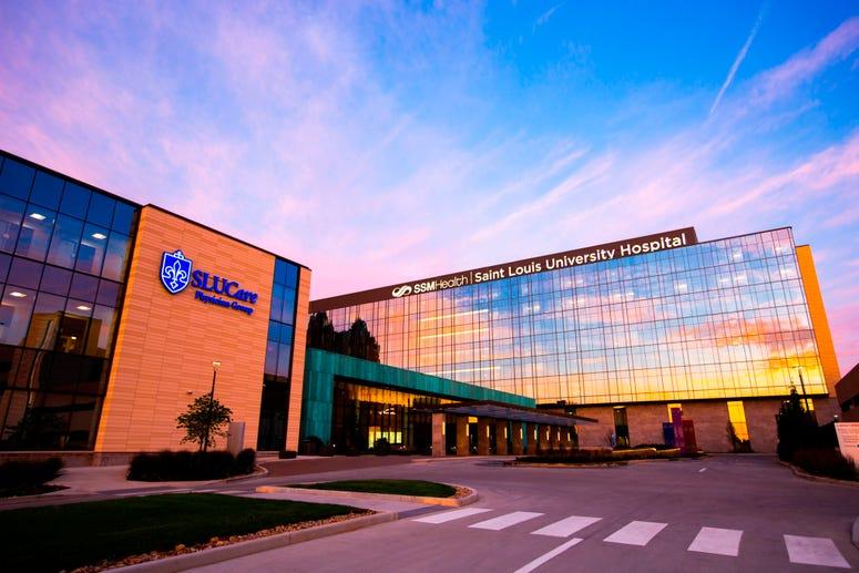 The new SLU hospital