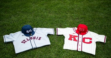 Negro League jerseys