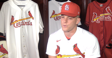 Harrison Bader, Cardinals