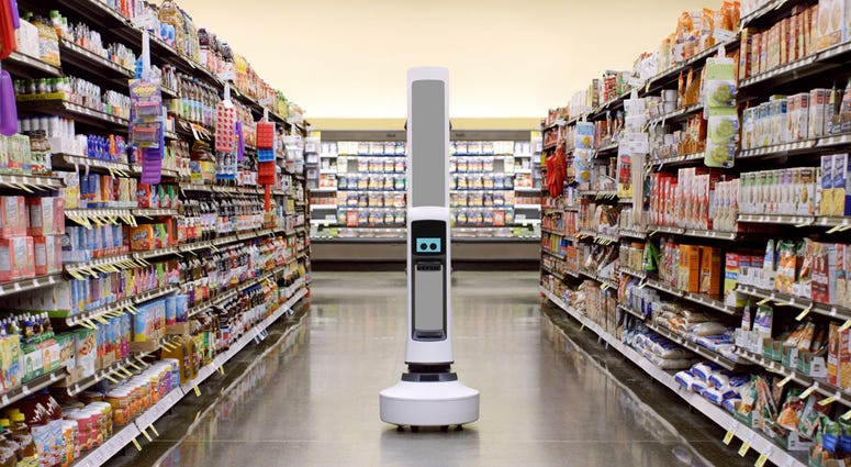 Tally is the name of a robot going online at up to 15 area Schnucks.