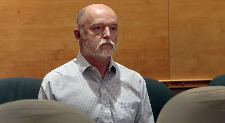 Thomas Bruce in court on Dec. 5, 2018