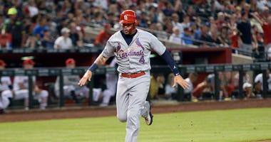St. Louis Cardinals catcher Yadier Molina