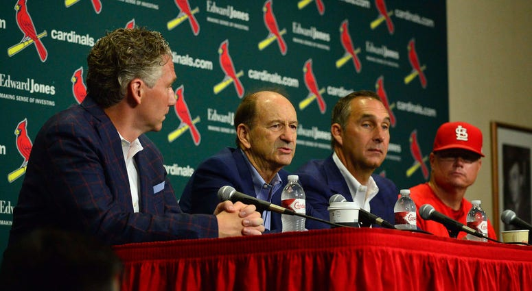 Bill DeWitt Jr. Explains The Cardinals Decision to Fire Mike Matheny | KMOX-AM
