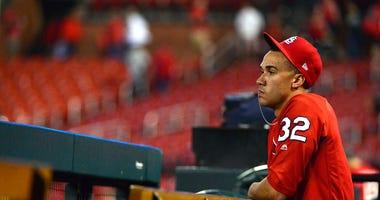 St. Louis Cardinals starting pitcher Jack Flaherty