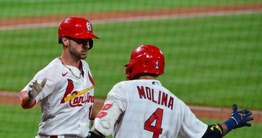yadier molina, cardinals