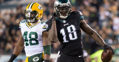 Philadelphia Eagles wide receiver Dorial Green-Beckham