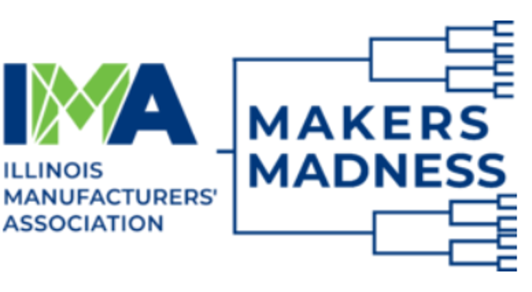 Illinois Makers Madness logo