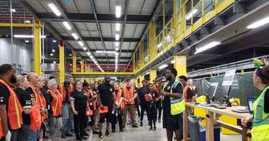 Missouri's first Amazon fulfillment center