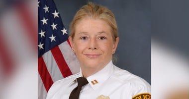 Mary Barton, Police