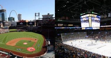 Busch Stadium, Enterprise Center