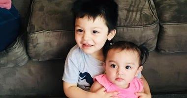 abducted children St. Charles Alexia Marez, Fernando Marez